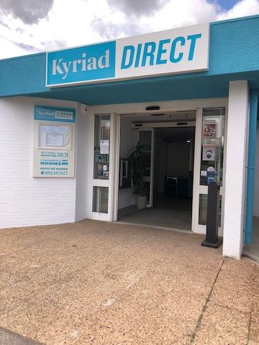 . Kyriad Direct Perpignan – Aéroport