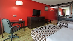 Room, 2 Double Beds, Non Smoking, City View