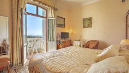 Superior Double Room, Terrace, Sea View
