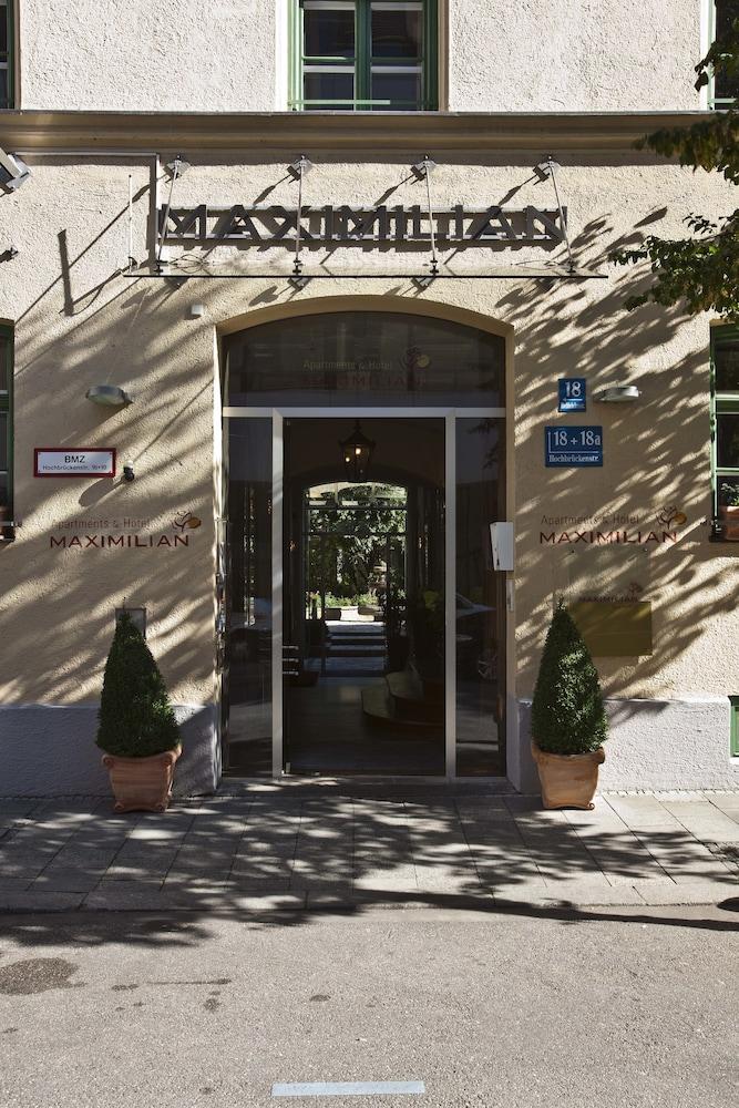 アパートメンツ & ホテル マクシミリアン ミュンヘン