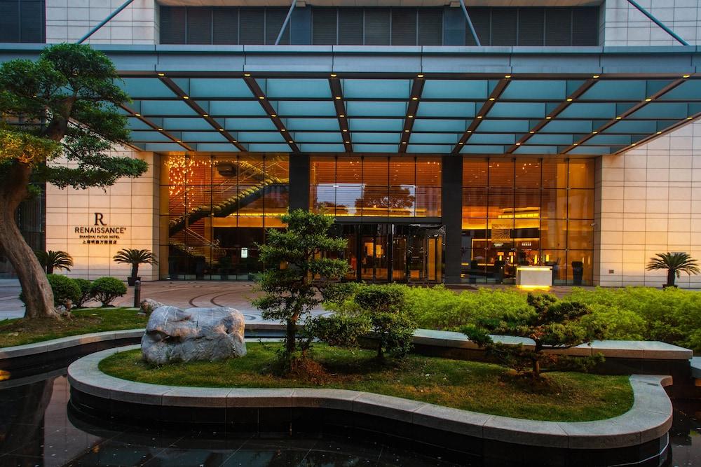 ルネッサンス 上海 プートゥオ ホテル (上海明捷萬麗酒店)