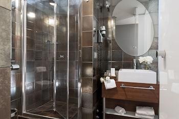 Hotel Metropolis - Bathroom  - #0