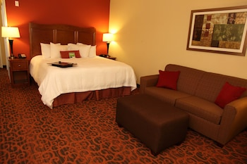 Hotel - Hampton Inn and Suites Bastrop