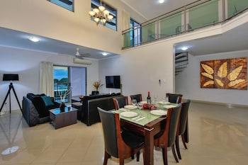 Premium Çatı Katı Süiti (penthouse), 4 Yatak Odası