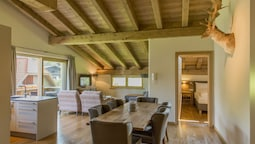Luxury Apart Daire, 2 Yatak Odası, Teras, Dağ Manzaralı (residenz - North East)