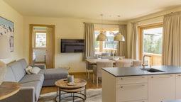 Luxury Apart Daire, 2 Yatak Odası, Teras, Dağ Manzaralı (residenz - South)