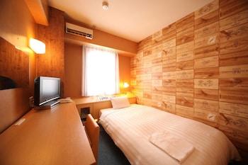 シングルルーム (禁煙)|12㎡|ホテルウィングインターナショナル千歳