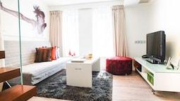Deluxe Çatı Katı (loft), 2 Yatak Odası