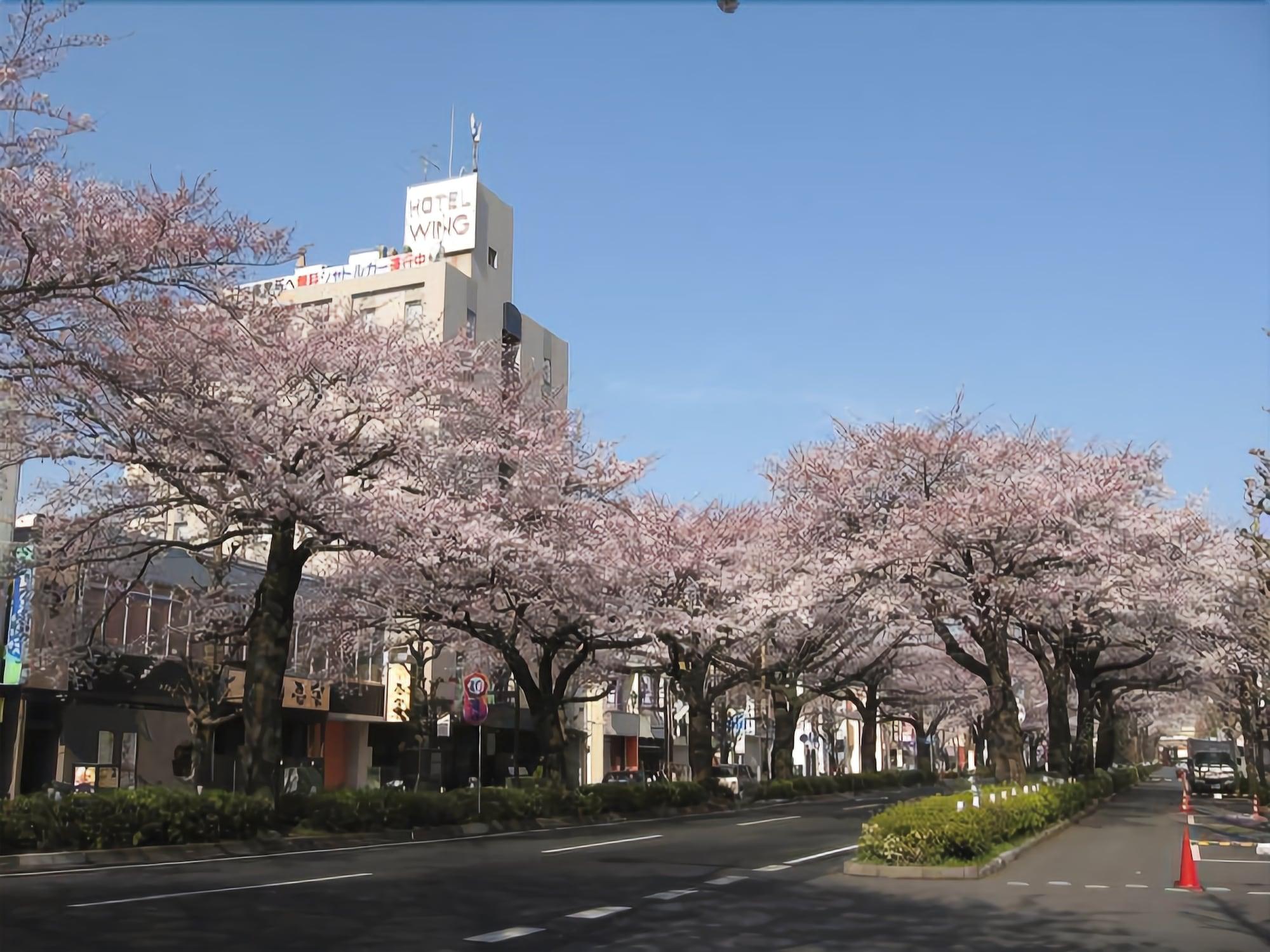 Hotel Wing International Hitachi, Hitachi