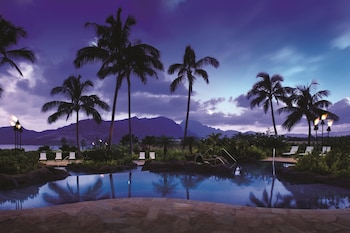 考艾礁湖萬豪飯店 Marriott's Kauai Lagoons