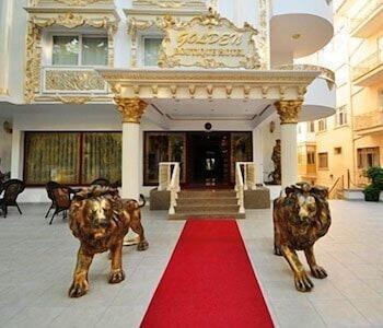 Hotel - Golden Boutique Hotel