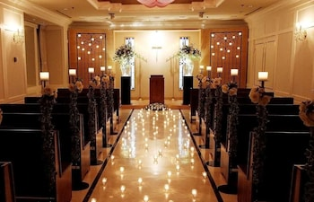 HOTEL HIROSHIMA GARDEN PALACE Indoor Wedding