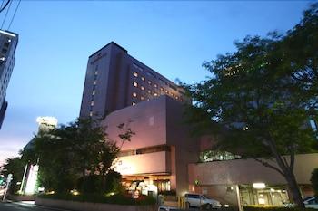 HOTEL HIROSHIMA GARDEN PALACE Exterior