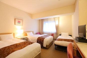 HOTEL HIROSHIMA GARDEN PALACE Room