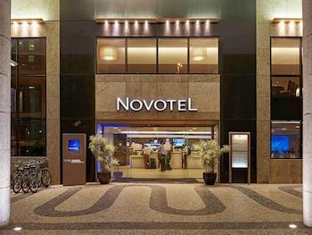 里約熱內盧桑托斯都蒙特諾富特飯店 Novotel RJ Santos Dumont