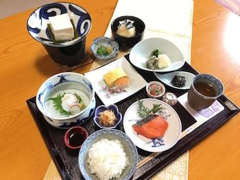 GION SHINMONSO Breakfast Meal