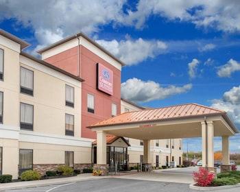 Hotel - Comfort Suites Altoona