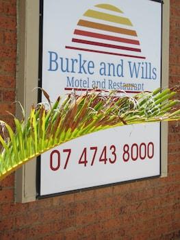 伊薩山伯克和威爾斯汽車旅館 Burke and Wills Mt Isa Motel