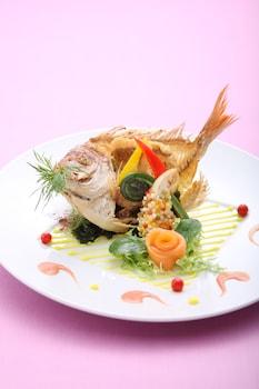 KKR HOTEL TOKYO Food and Drink