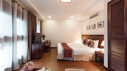 Deluxe Double Room, 1 Bedroom, Balcony, City View