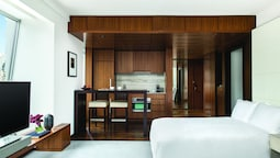 Family Double Room, Kitchen