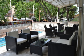 Hotel Audi - Terrace/Patio  - #0