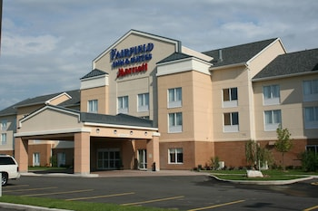 Hotel - Fairfield Inn & Suites by Marriott Sault Ste. Marie