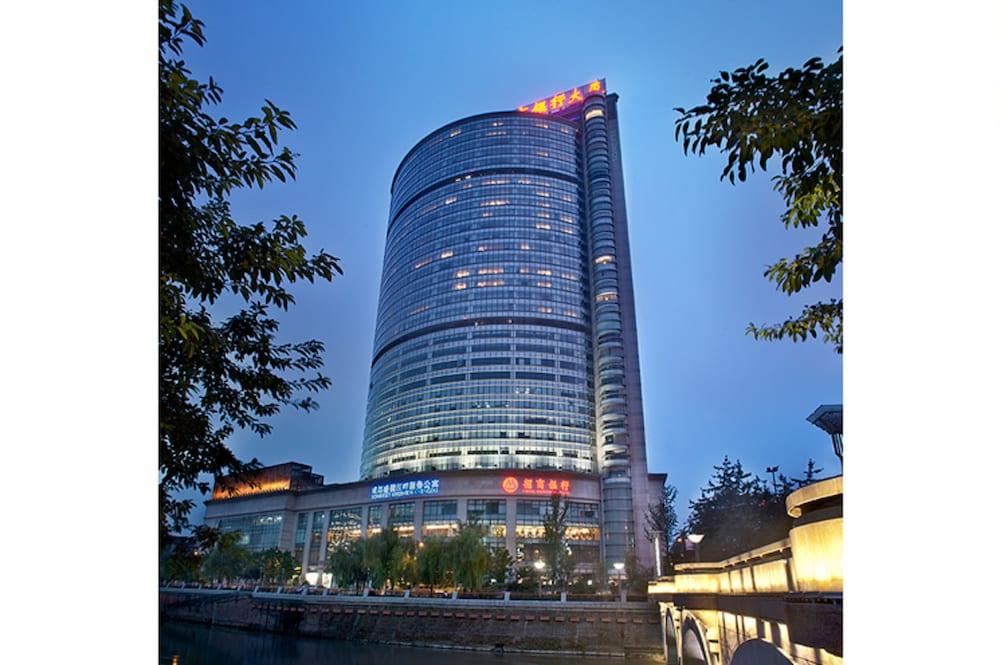 サマーセット リバー ビュー 成都 (成都盛捷江畔服務公寓)