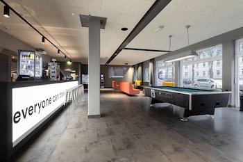 A And O Berlin Hauptbahnhof