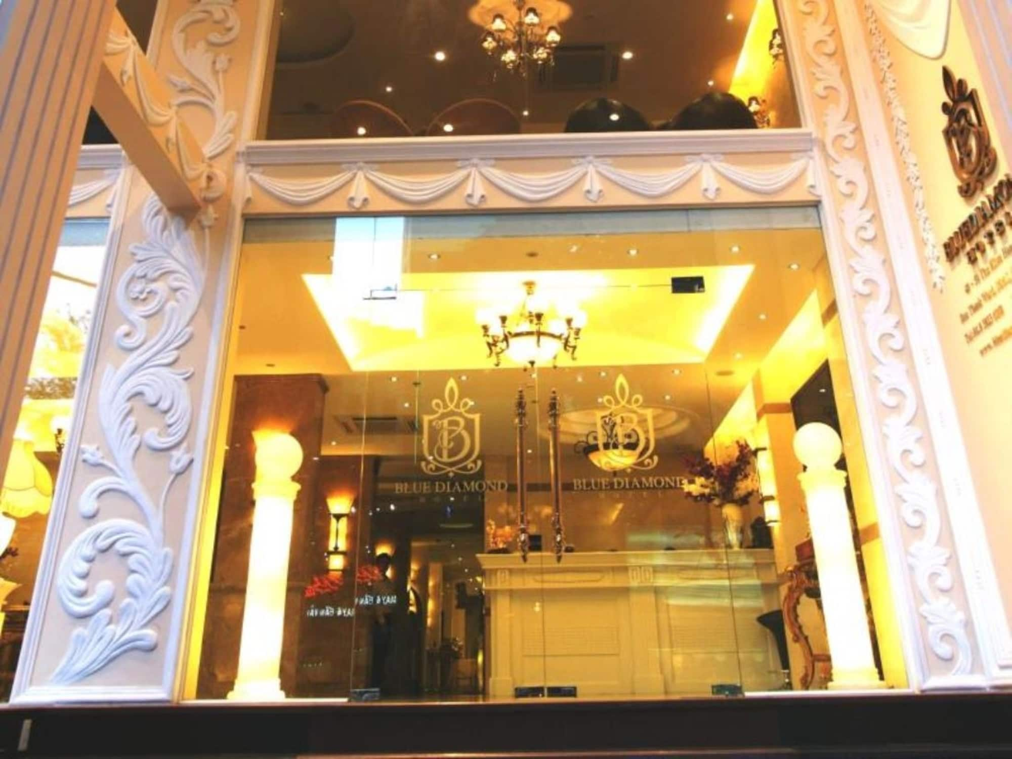 Blue Diamond Hotel, Quận 1