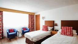 Twin Room, 2 Twin Beds, No View