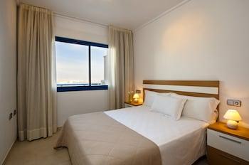 Apart Daire, 1 Yatak Odası, Balkon (2 People)