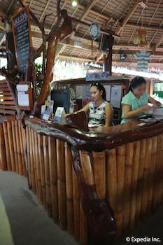 Frendz Resort Boracay Reception