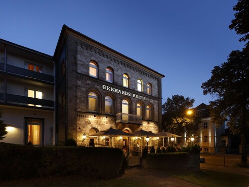 Romantik Hotel Gebhards, Göttingen