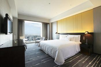スーペリア ルーム キングベッド 1 台|ウェスティンホテル仙台