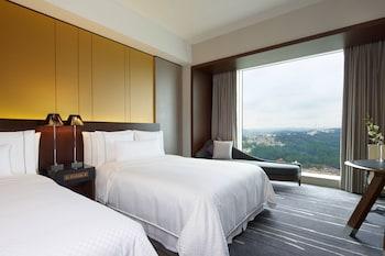 スーペリア ルーム ダブルベッド 2 台|ウェスティンホテル仙台
