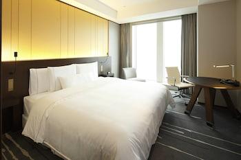 ルーム キングベッド 1 台|ウェスティンホテル仙台