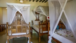 Deluxe Triple Room, 3 Twin Beds, Ocean View