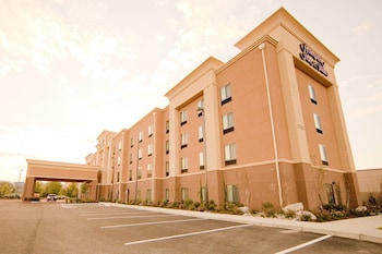 Hotel - Hampton Inn And Suites Seattle