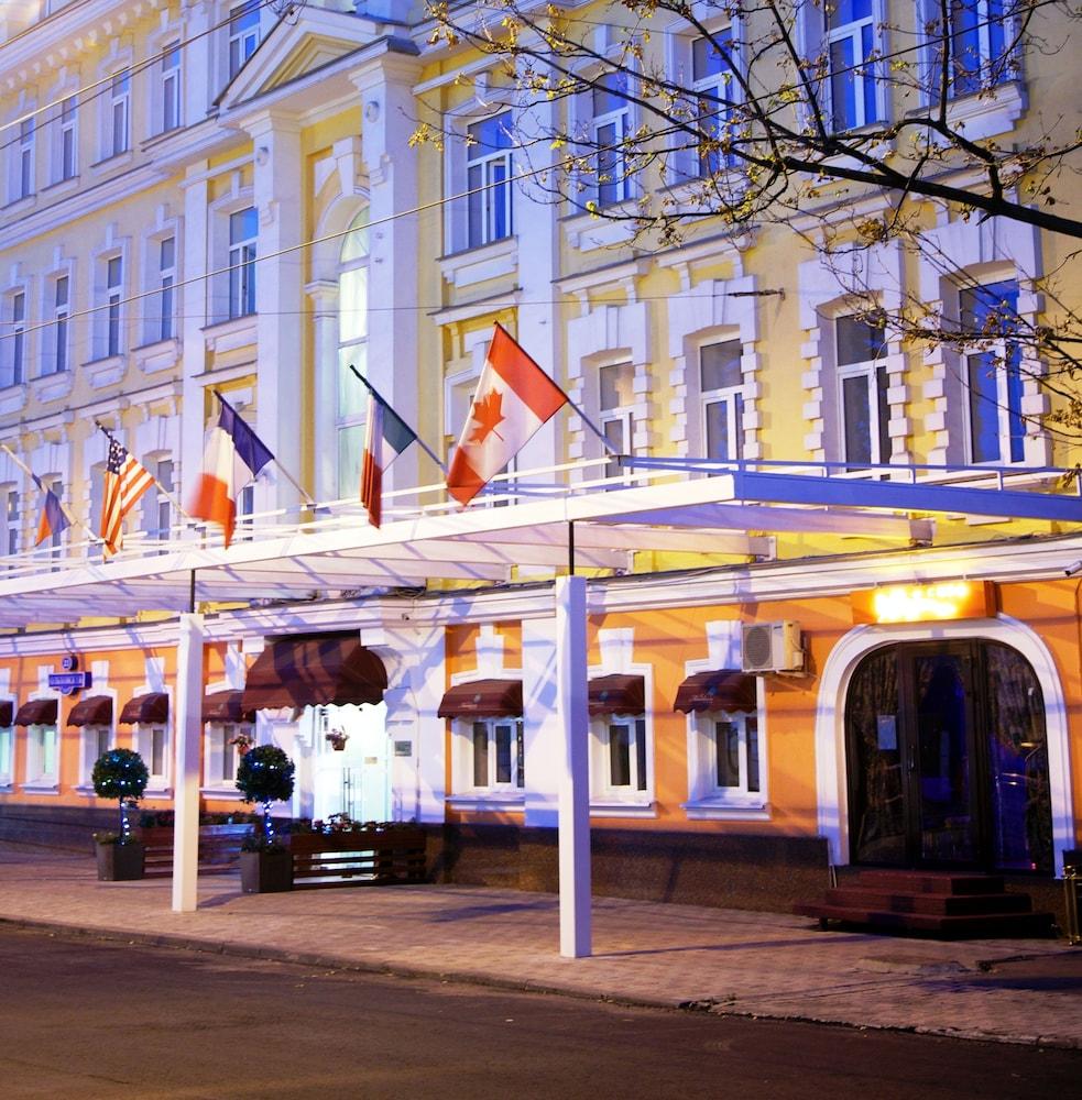 Hotel Hotel Mandarin Moscow