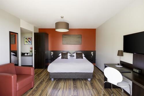 Best Western Park Hotel Geneve-Thoiry, Ain