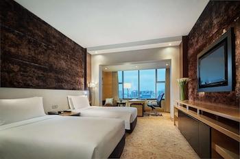 ヒルトン シャンハイ ホンチャオ (上海虹橋元一希爾頓酒店)