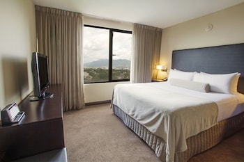 Suite, 1 King Bed, Non Smoking, View (Volcano View)