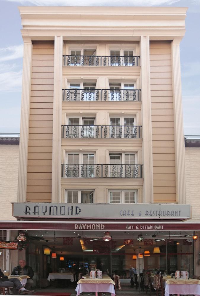 레이몬드 호텔 - 부티크 클래스(Raymond Hotel) Hotel Image 18 - Exterior