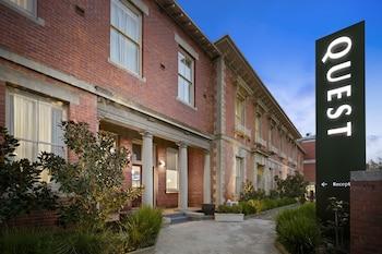 奎斯特巴拉瑞特飯店 Quest Ballarat