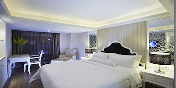 Dubleks, 2 Yatak Odası (two-bedroom Duplex Suite)