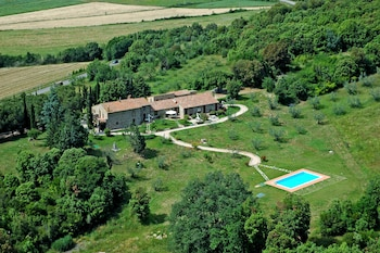 Casale Aronne - Aerial View  - #0