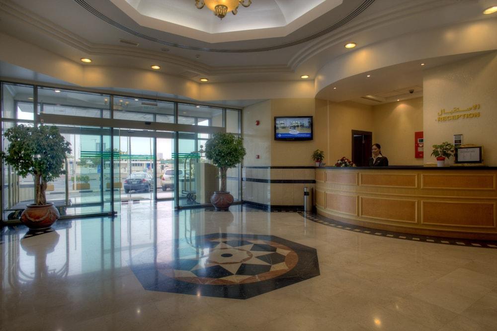 시지 호텔 아파트먼트(Siji Hotel Apartment) Hotel Image 13 - Reception