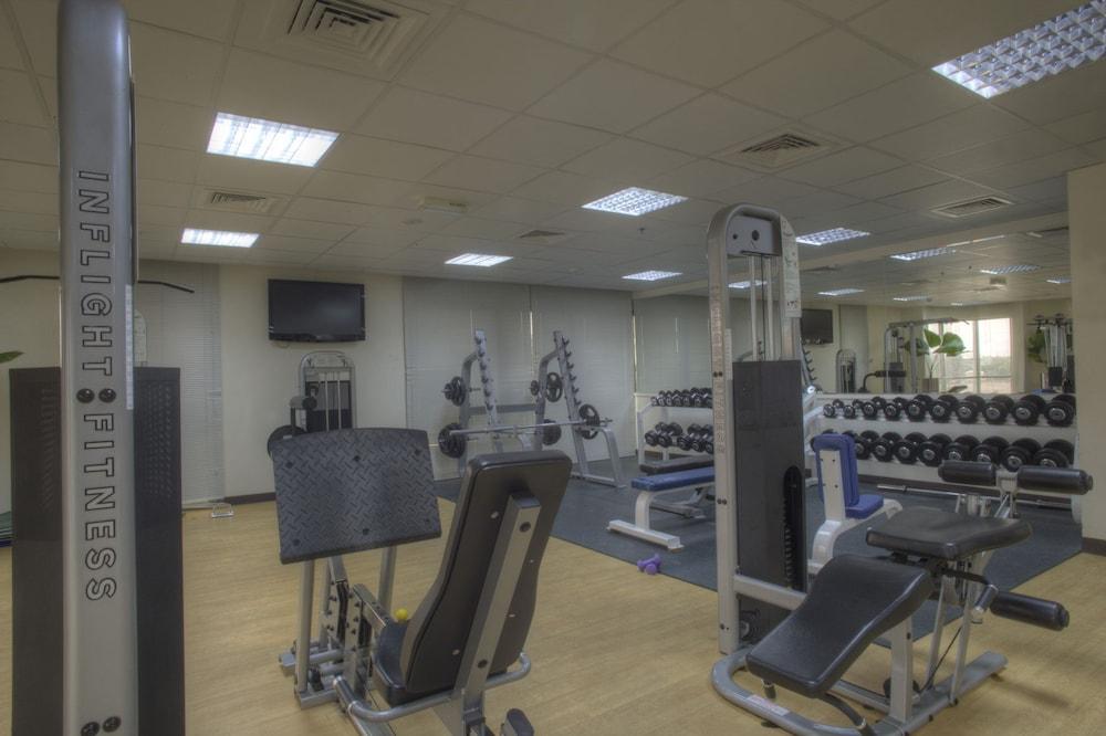 시지 호텔 아파트먼트(Siji Hotel Apartment) Hotel Image 19 - Gym