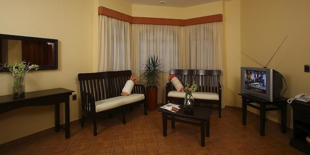 스위트 벨로 소치밀코(Suites Bello Xochimilco) Hotel Image 5 - Living Room